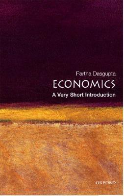 Economics By Dasgupta, Partha